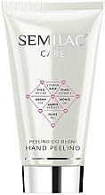 Profumi e cosmetici Peeling per mani - Semilac Care Hand Peeling