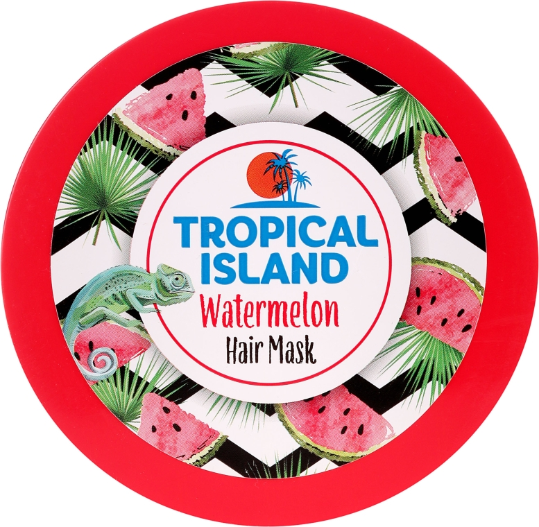 "Maschera per capelli ""Anguria"" - Marion Tropical Island Watermelon Hair Mask"