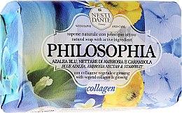 """Profumi e cosmetici Sapone """"Collagene"""" - Nesti Dante Philosophia Soap"""