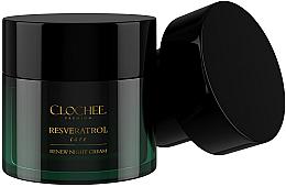 Profumi e cosmetici Crema viso da notte, ricarica - Clochee Premium Renew Night Cream