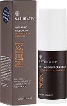 Profumi e cosmetici Crema viso - Naturativ Men Face Cream