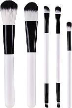 Profumi e cosmetici Set pennelli trucco in custodia - Glamza