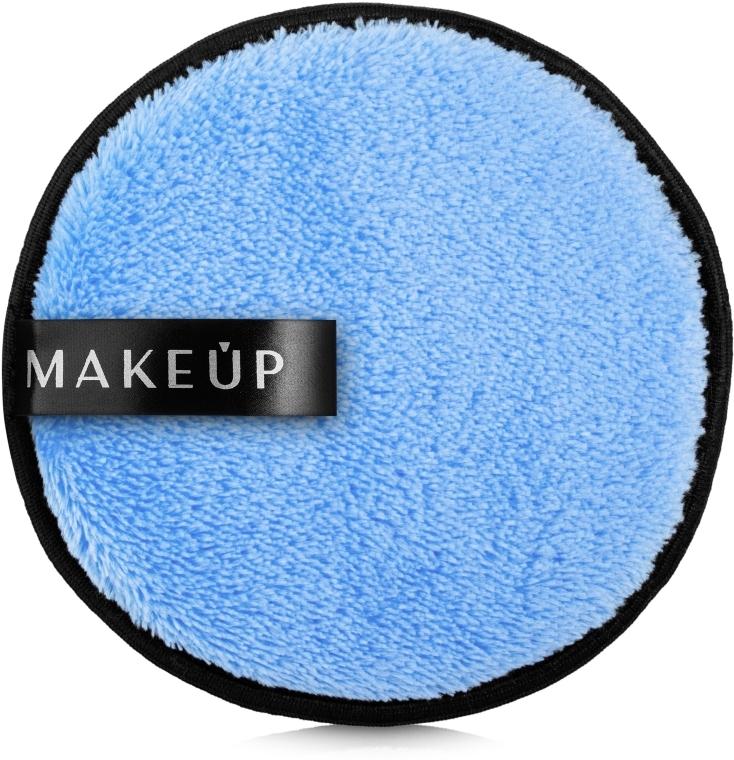 "Spugna struccante riutilizzabile , blu ""My Cookie"" - MakeUp Makeup Cleansing Sponge Blue"