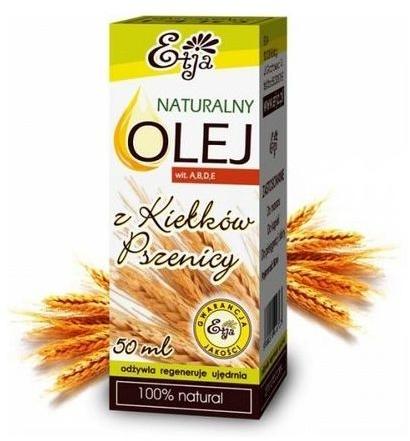 Olio di germe di grano - Etja Natural Oil