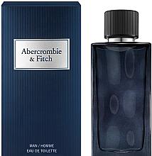 Profumi e cosmetici Abercrombie & Fitch First Instinct Blue - Eau de toilette