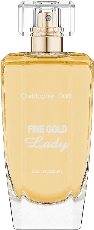 Christopher Dark Fine Gold Lady - Eau de Parfum