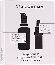 Profumi e cosmetici Set - D'Alchemy Travel Pack (f/oil/5ml + fluid/20ml)