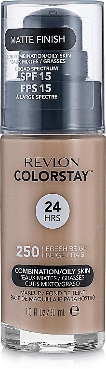 Fondotinta crema - Revlon ColorStay for Combination/Oily Skin SPF 15