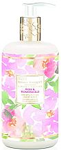 Profumi e cosmetici Sapone liquido mani - Baylis & Harding Royale Bouquet Rose and Honeysuckle Hand Wash