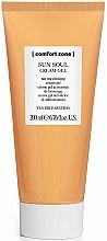 Profumi e cosmetici Crema-gel attivatrice di abbronzatura - Comfort Zone Sun Soul Cream Gel
