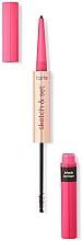 Profumi e cosmetici Matita e gel per sopracciglia - Tarte Cosmetics Sketch & Set™ Brow Pencil & Tinted Gel