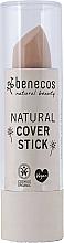 Profumi e cosmetici Correttore viso - Benecos Natural Cover Stick