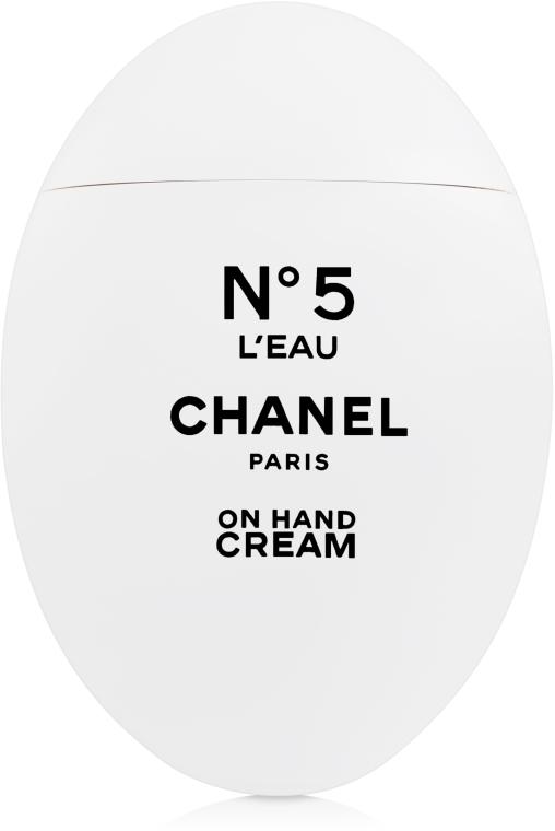 Chanel N5 L'Eau - Crema mani