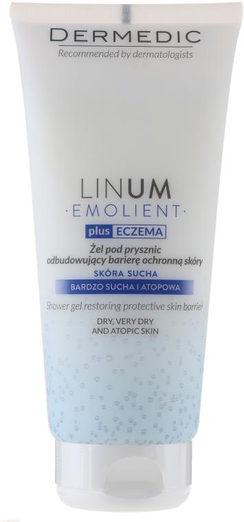 Gel doccia - Dermedic Emolient Linum Shower Gel