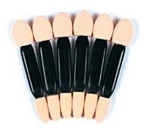 Set applicatori ombretti, 6 pz, 35159 - Top Choice — foto N1