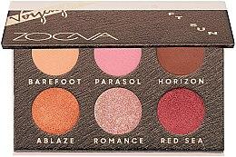 Profumi e cosmetici Palette ombretti - Zoeva Soft Sun Voyager Eyeshadow Palette