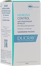 Profumi e cosmetici Antitraspirante - Ducray Hidrosis Control Roll-On Anti-Transpirant