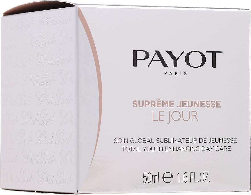 Crema anti-età da giorno - Payot Supreme Jeunesse Jour Day Cream — foto N2