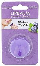 Profumi e cosmetici Lucidalabbra con aroma di mirtilli - Cosmetic 2K Luminous Blueberry Lip Gloss
