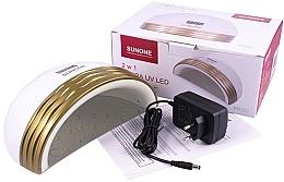 Profumi e cosmetici Lampada 48W UV / LED, oro - Sunone Pro 1