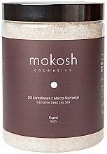 Profumi e cosmetici Sale da bagno del Mar Morto - Mokosh Cosmetics Dead Sea Bath Salt