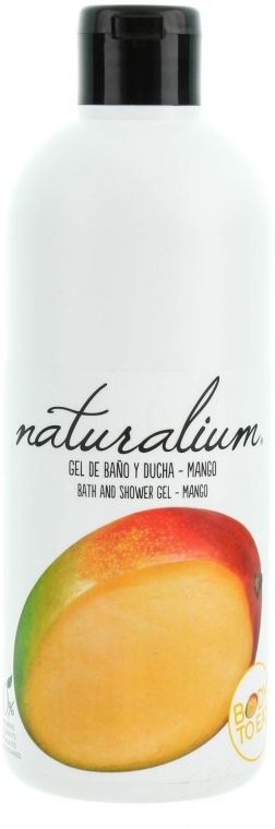 "Gel doccia idratante ""Mango"" - Naturalium Bath And Shower Gel Mango — foto N3"