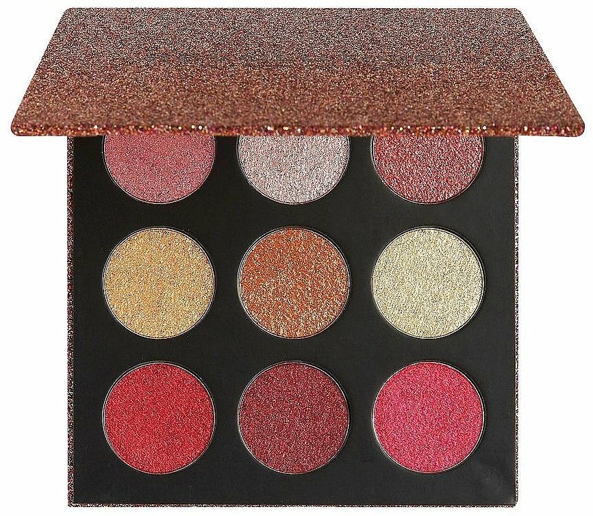 Palette ombretti - Makeup Revolution Euphoric Foil Eyeshadow Palette — foto N1