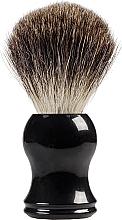 Profumi e cosmetici Pennello da barba, nero - Inter-Vion