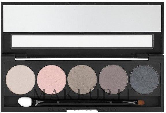 Palette ombretti - Hean Eye Shadow High Definition — foto 503 - Smokey De Luxe