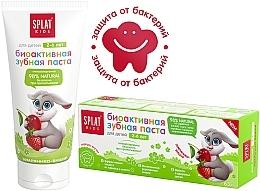 """Profumi e cosmetici Dentifricio per bambini """"Fragola-amareno"""", 2-6 anni - SPLAT Kids"""