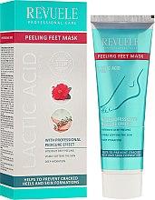 Profumi e cosmetici Maschera peeling piedi - Revuele Professional Care Peeling Feet Mask