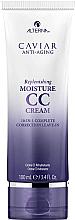 Profumi e cosmetici CC crema termo-protettiva, senza risciacquo - Alterna Caviar Anti Aging Replenishing Moisture CC Cream