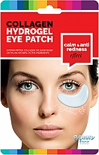 Profumi e cosmetici Patch occhi in idrogel con collagene - Beauty Face Collagen Hydrogel Eye Patch