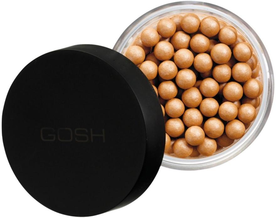 Cipria in perle compatta - Gosh Pearl Glow