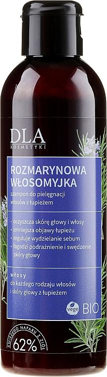 Shampoo antiforfora al rosmarino - DLA