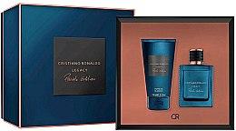 Profumi e cosmetici Cristiano Ronaldo Legacy Private Edition - Set (edp 50ml + sh/gel 150ml)
