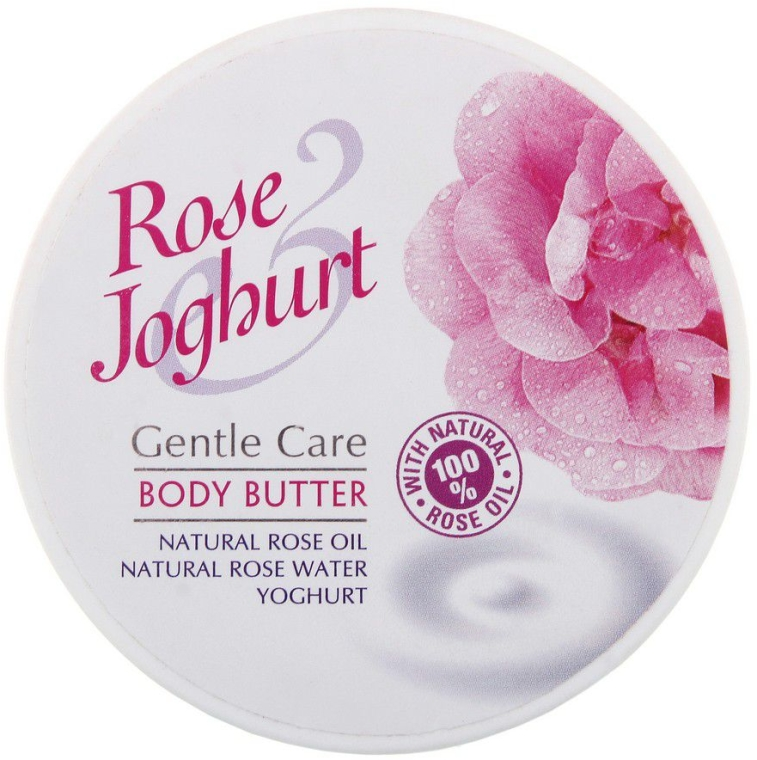 Olio corpo - Bulgarian Rose Body Butter Rose Joghurt