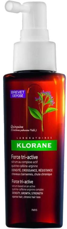 Concentrato per capelli - Klorane Force Tri-Active — foto N1