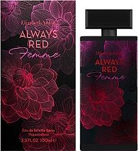 Elizabeth Arden Always Red Femme - Eau de toilette  — foto N2