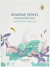 Profumi e cosmetici Maschera illuminante - Shangpree Marine Jewel Illuminating Mask