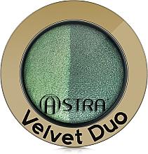 Profumi e cosmetici Ombretti - Astra Make-up Velvet Duo Eyeshadow