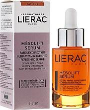 Profumi e cosmetici Siero con vitamine anti-stanchezza - Lierac Mesolift Serum