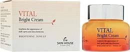 Profumi e cosmetici Crema viso illuminante concentrata - The Skin House Vital Bright Cream