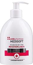 Profumi e cosmetici Emulsione rivitalizzante per mani e corpo - Anida Medisoft