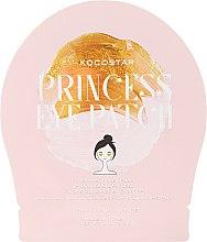 Profumi e cosmetici Patch in hydrogel - Kocostar Princess Eye Patch