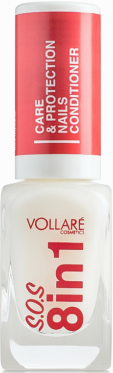 Trattamento per unghie - Vollare Cosmetics SOS 8in1