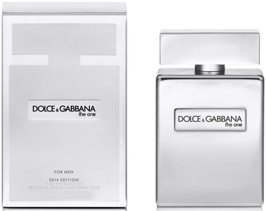 Dolce & Gabbana The One Platinum Limited Edition - Eau de toilette  — foto N1