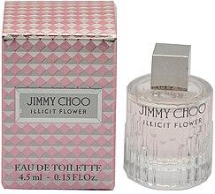 Profumi e cosmetici Jimmy Choo Illicit Flower - Eau de toilette (In miniatura)