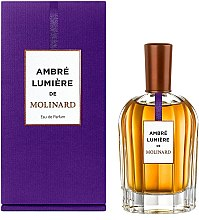 Profumi e cosmetici Molinard Ambre Lumiere - Eau de Parfum