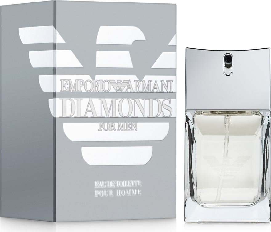 Giorgio Armani Emporio Armani Diamonds for Men - Eau de toilette